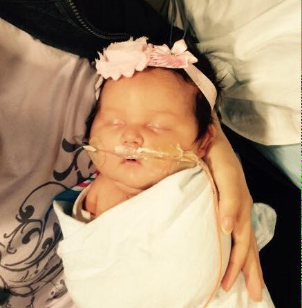 Riley Lauren 2.5 weeks
